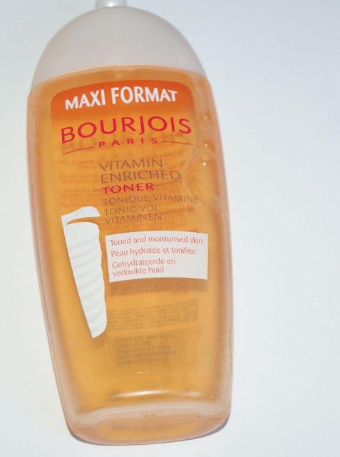 Witaminowe tonizowanie z Bourjois