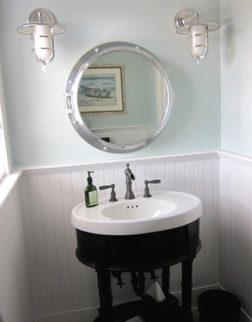 Porthole Mirrors For The Bathroom Completely Coastal