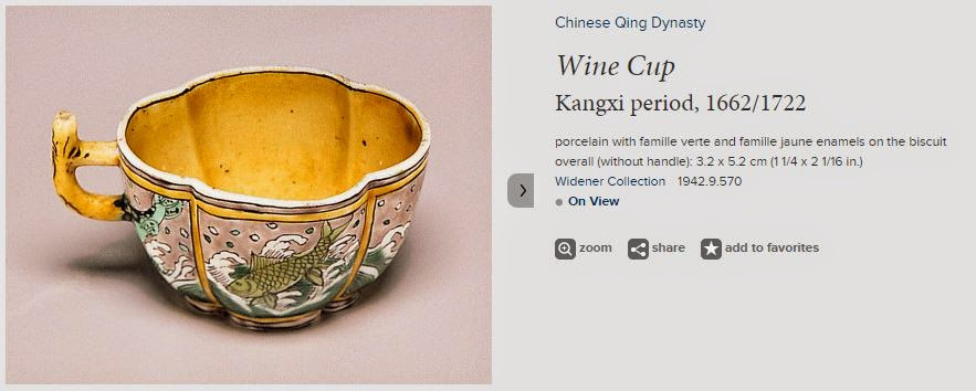 "<img src=""Kangxi Wine Cup .jpg"" alt="" Famille Jaune and Verte on Biscuit"">"