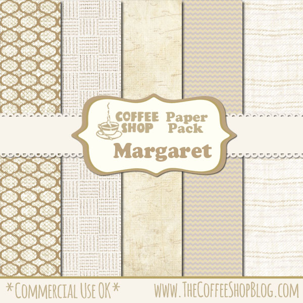 "CoffeeShop ""Margaret"" Digital Paper Pack! CoffeeShop%2BMargaret%2BPP"
