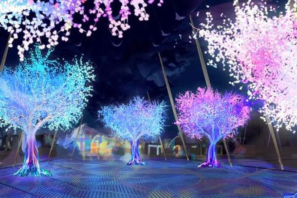 What Expo 2020 in Dubai Will Look Like