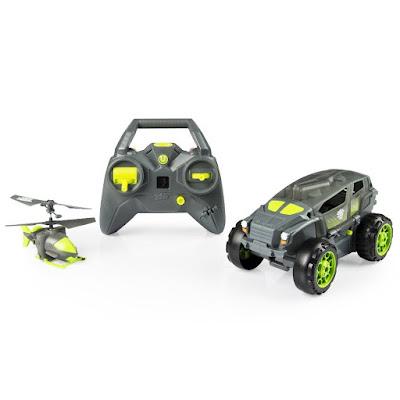 TOYS : JUGUETES - AIR HOGS  Shadow Launcher - Vehículo RC - Radiocontrol  Producto Oficial | Bizak - Spin Master | A partir de 8 años  Comprar en Amazon España & buy Amazon USA
