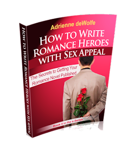 How To Write Romance Heroes With Sex AppealAnd that's how my new e-book, ...
