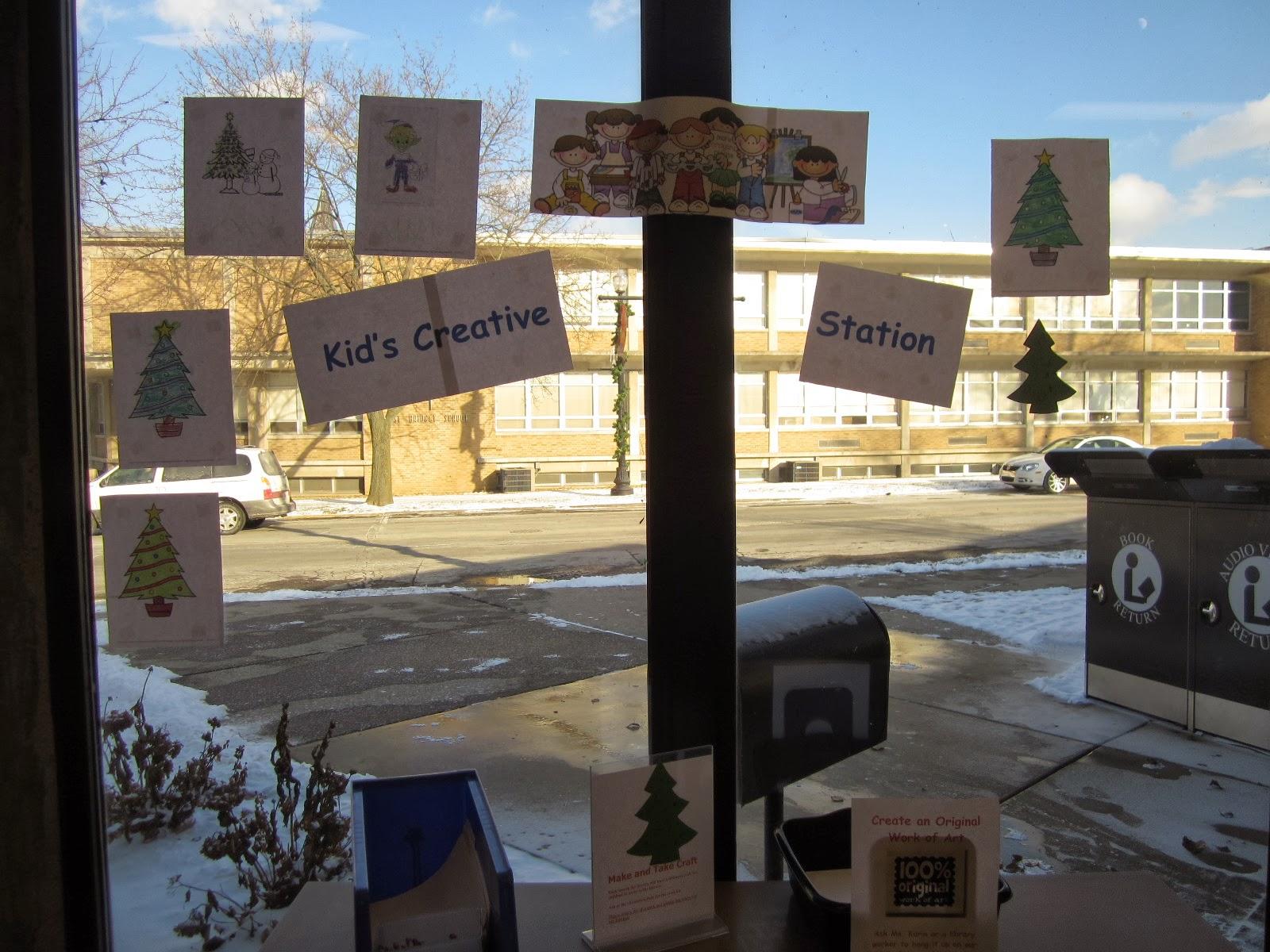 Kid's Creative Corner