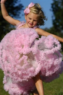 baby clothes, kids wear, pettiskirt pink, dress up clothes