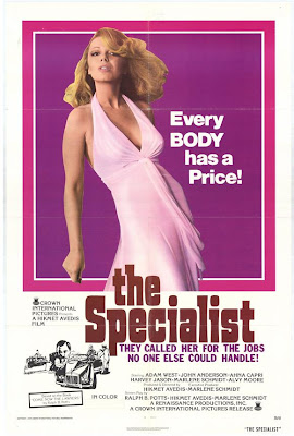 Watch The Specialist 1975 Hollywood Movie Online | The Specialist 1975 Hollywood Movie Poster