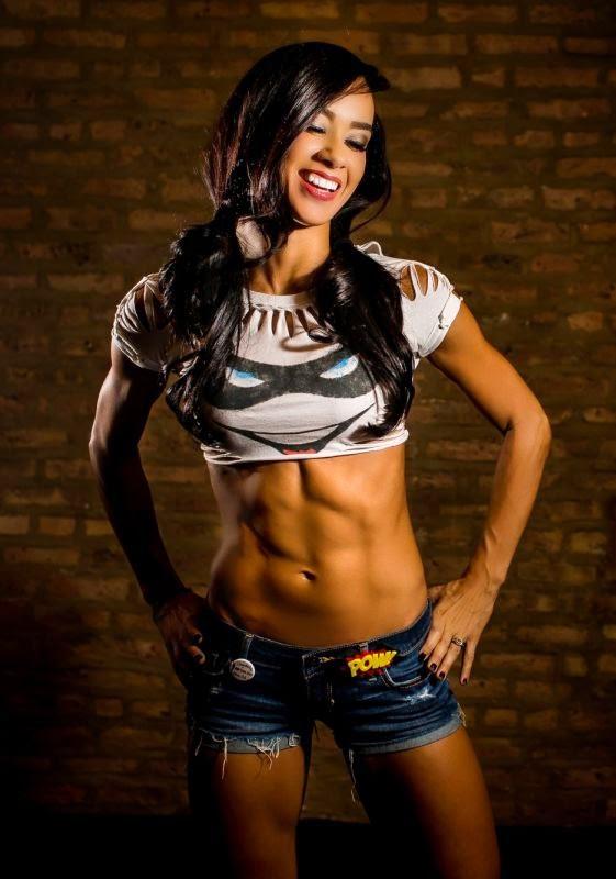 AJ-AJ Lee-AJ Brooks-WWE-WWE Divas