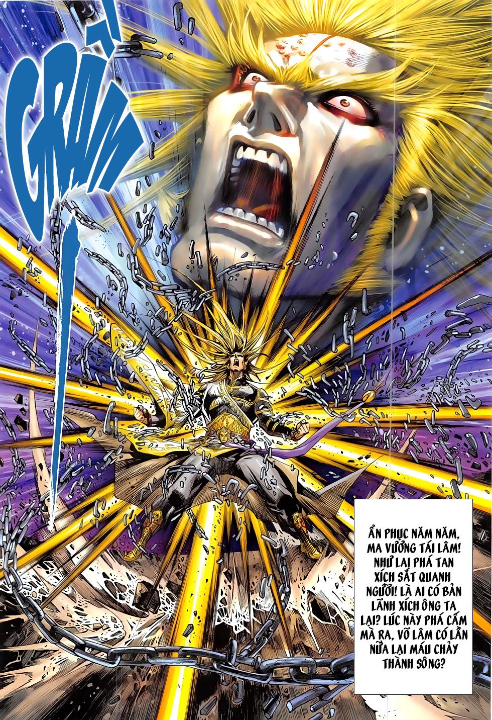 Thần Chưởng chap 24 – End Trang 20 - Mangak.info