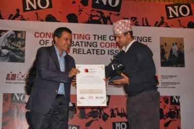 Karmaveer Puraskar Award