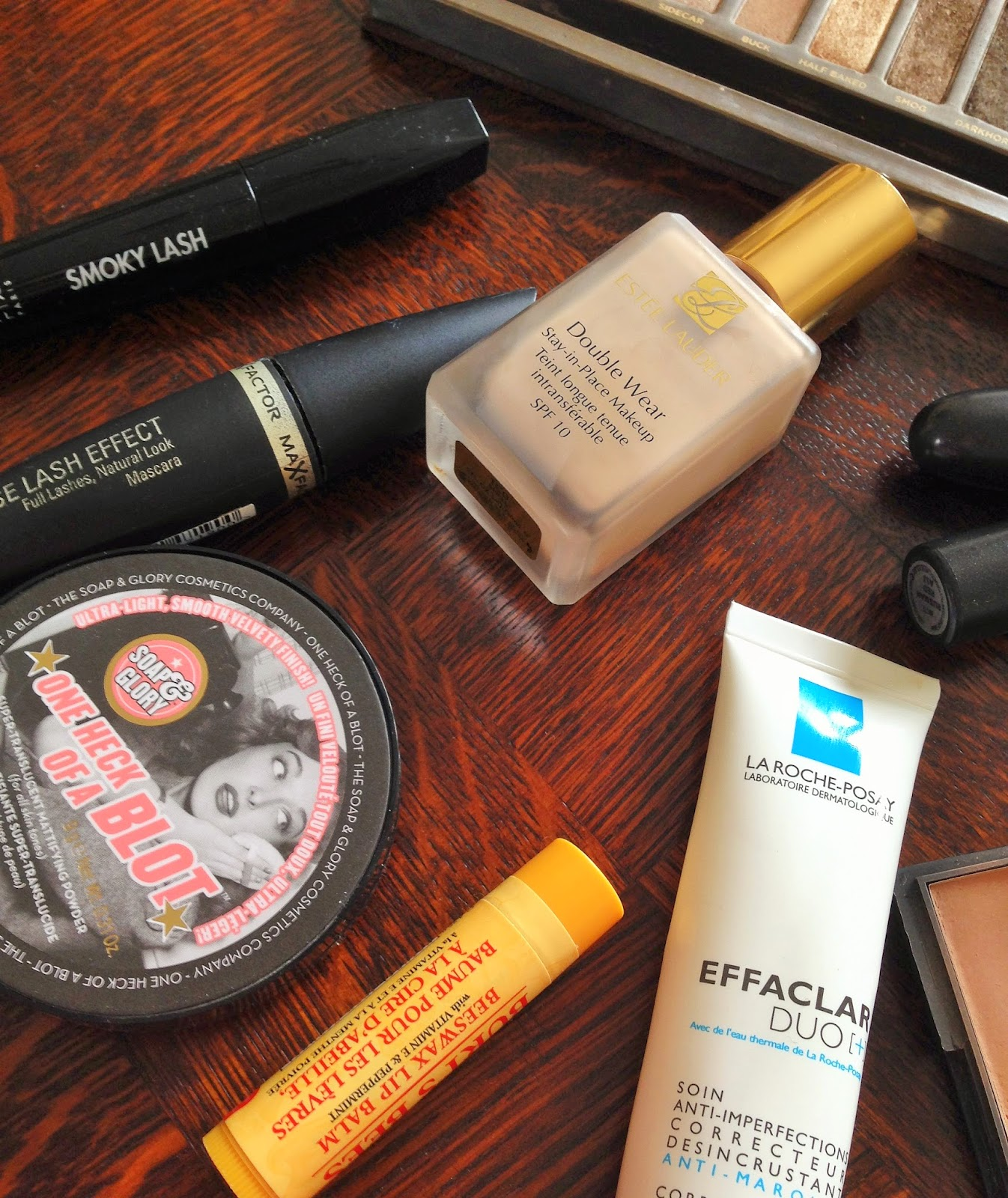 Holy Grail Blogger Soap and Glory Burts Bees Estee Lauder MUFE Max Factor