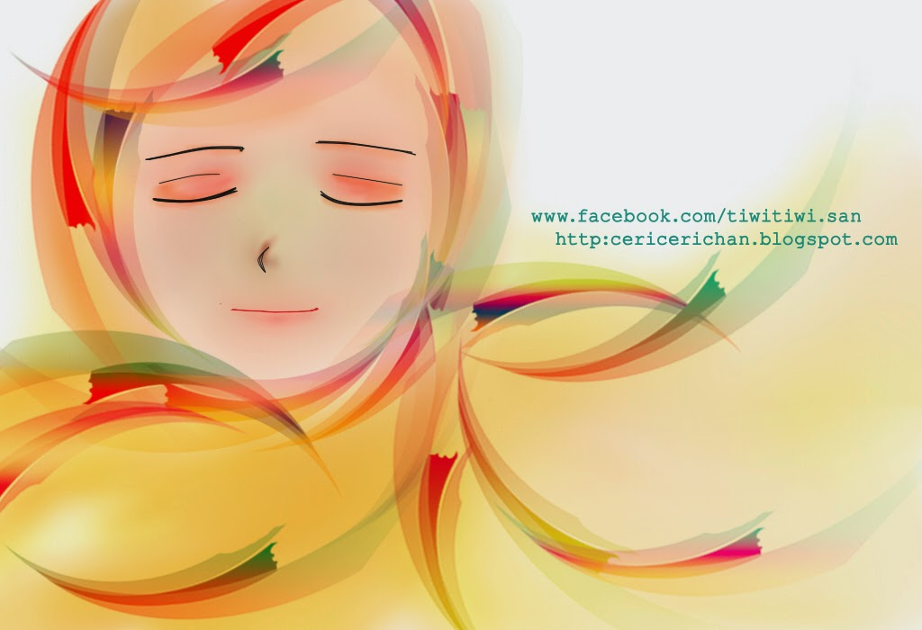 girl, snowy, paint tool SAI, wallpaper, cute, photoshop,