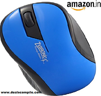 Zebronics Mouse Huge Discount at Rs.99