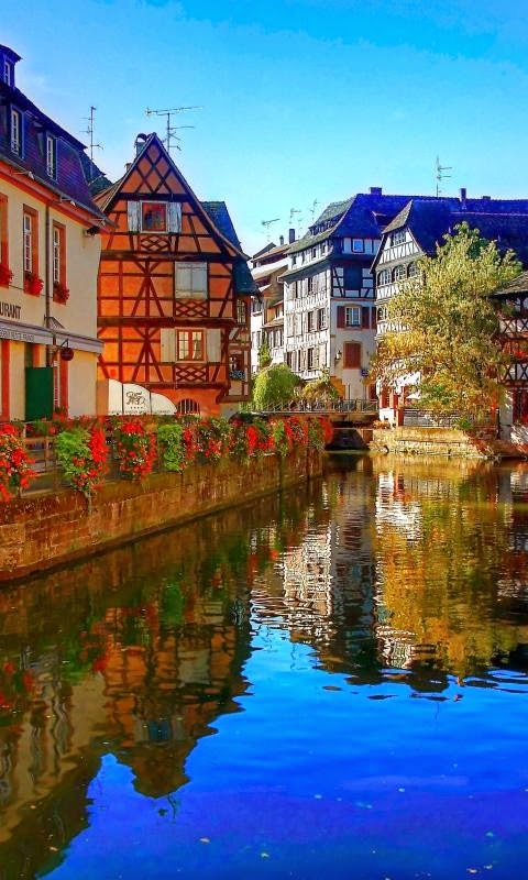 Beautiful Strasbourg,France