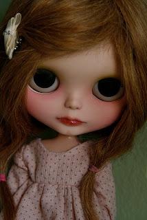 Takara blythe doll custom muñeca
