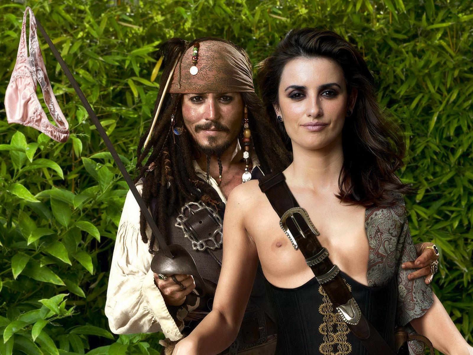 в пиратов карибского стиле порнофильме