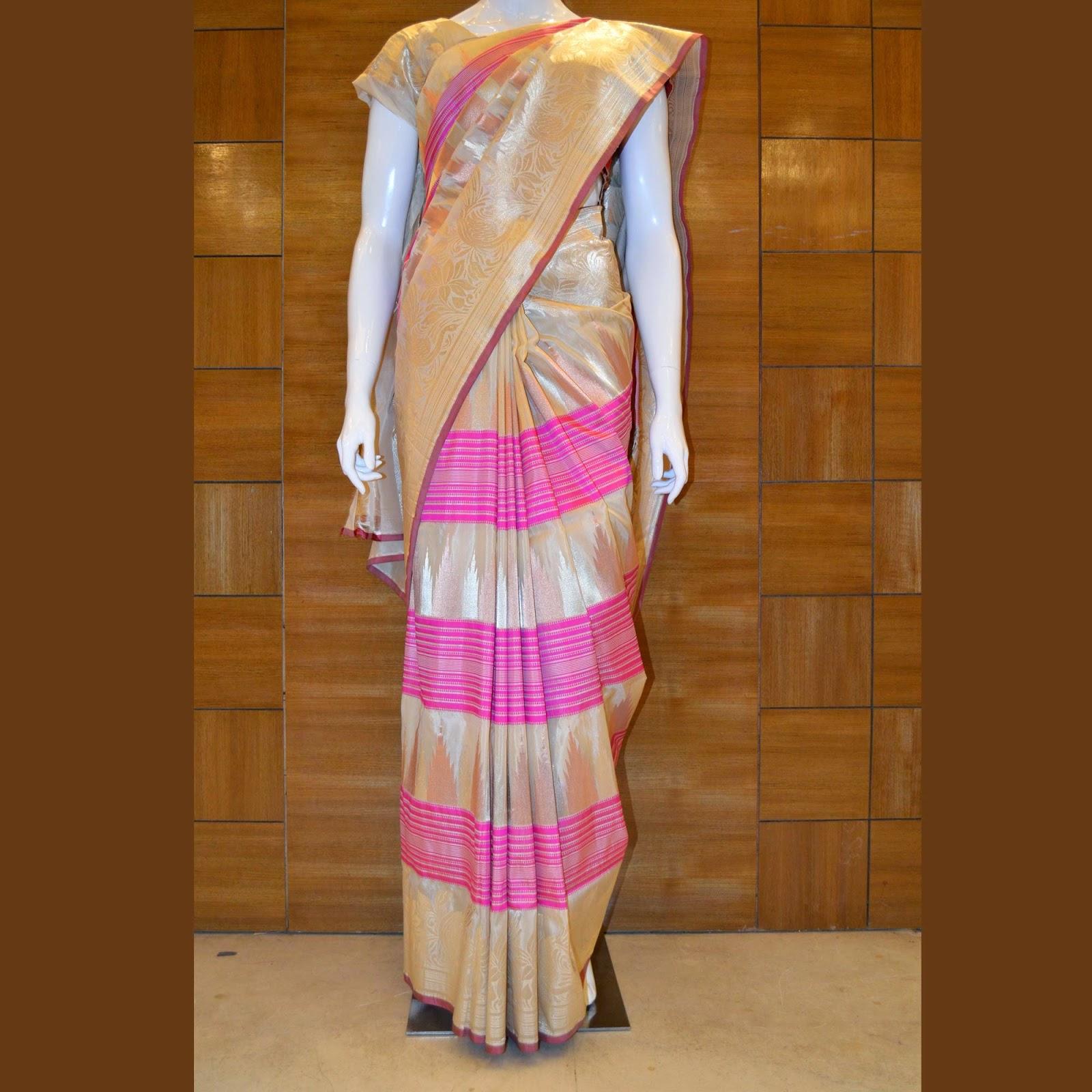 Pothys Banaras Silk Sarees