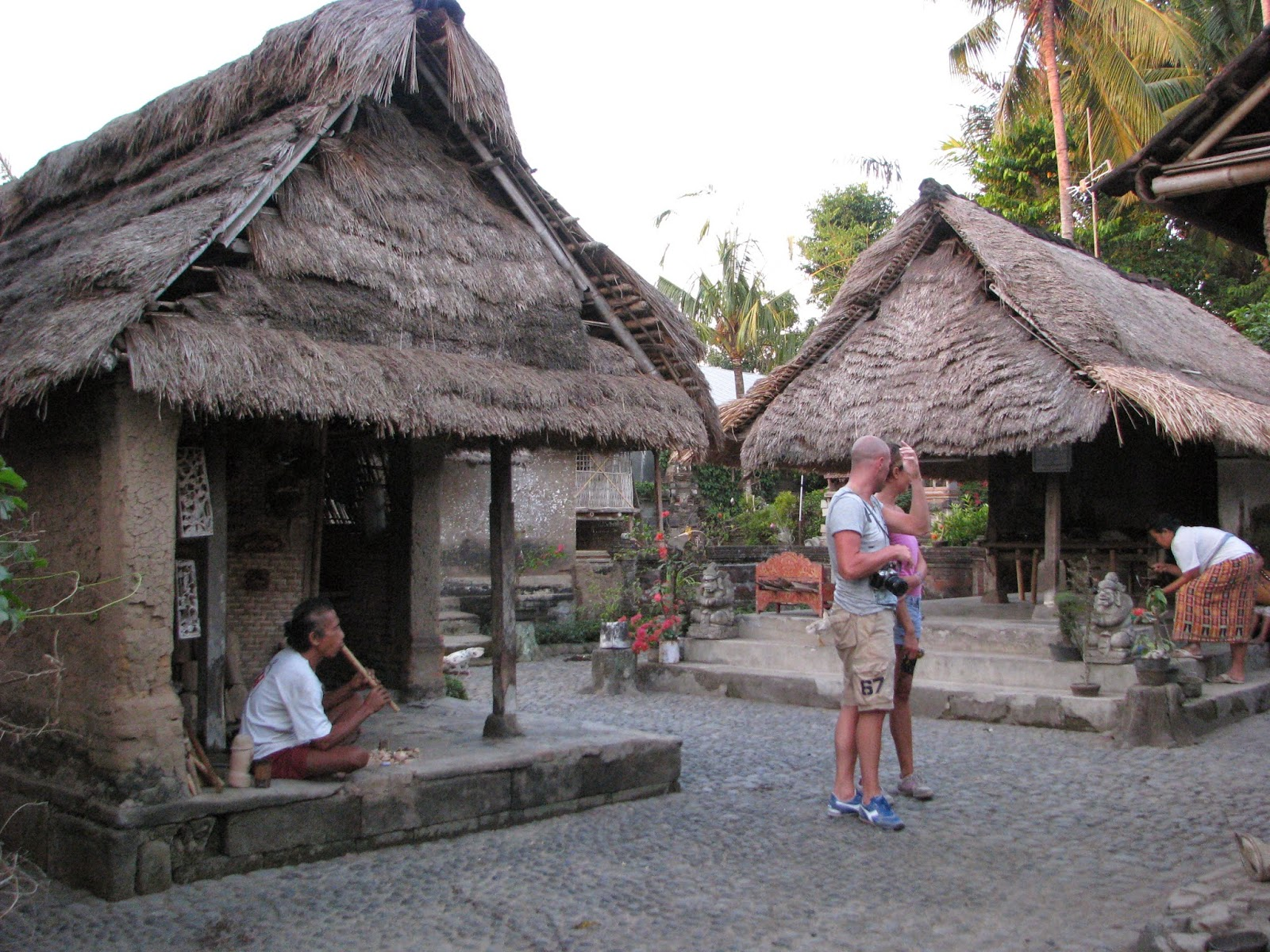 Balinese house images