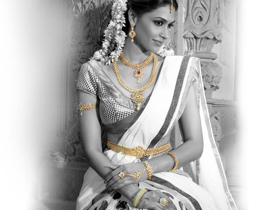 Indian Jewellery And Clothing Elegant Bridal Jewellery From Tribhovandas Bhimji Zaveri