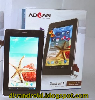 hp advan vandroid