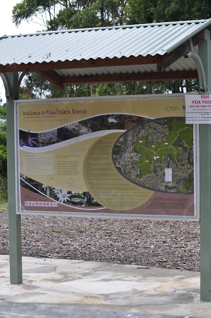 Information board, Rumbalara Reserve
