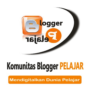 banner blogger pelajar