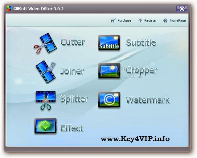 Download Gilisoft Video Editor 6.1 Full,Chỉnh sửa Video,Add phụ đề vào phim..
