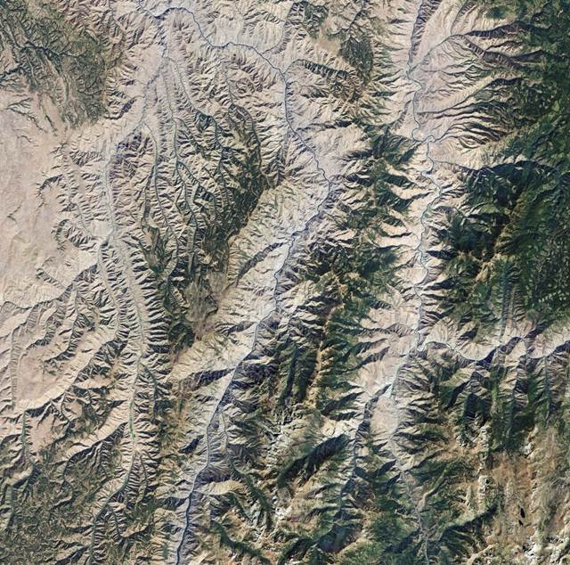 gambar-satelit-hells-canyon-oregon