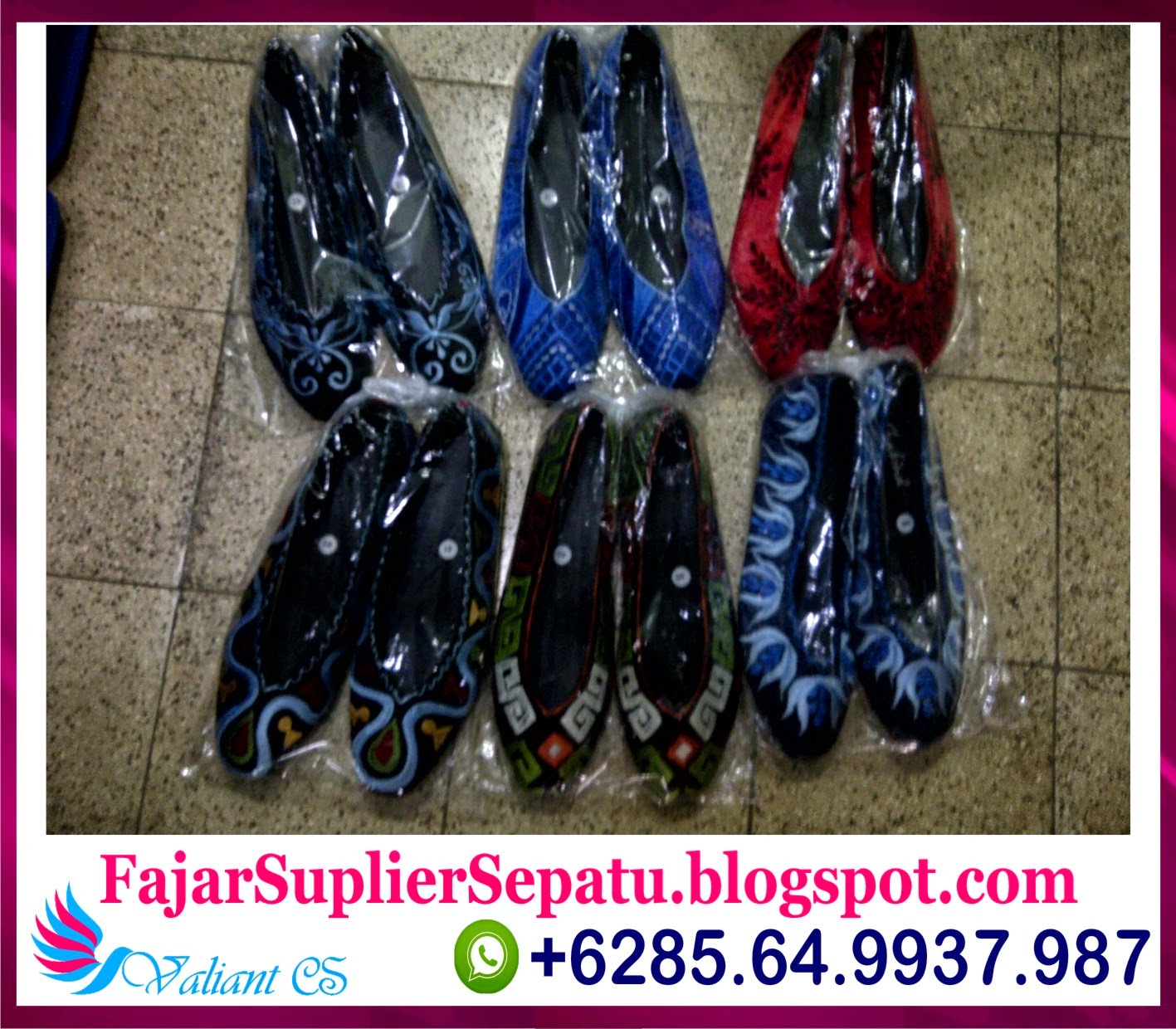 Sepatu Bordir Murah, Toko Sepatu Wanita Murah, Toko Sepatu Wanita Murah Online, +62.8564.993.7987