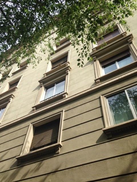 Lexworking espacio calabria despacho individual o doble for Exterior edificios