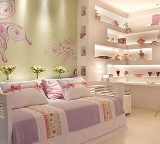 Home improvement ideas dormitorios habitaciones para - Habitaciones para nina ...