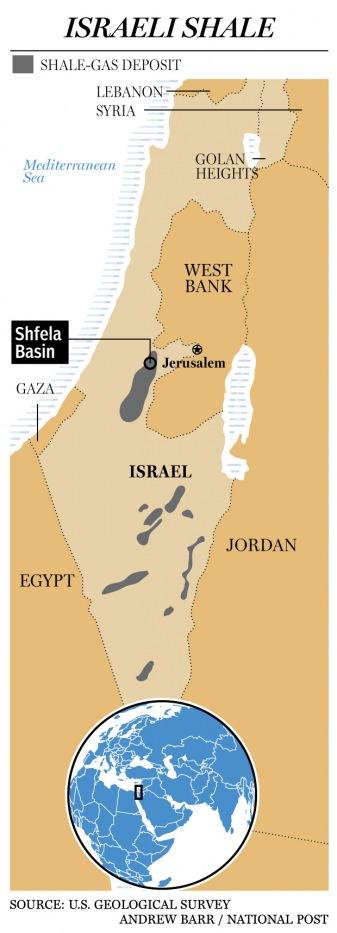 Beschrijving: http://3.bp.blogspot.com/-_dSr4MXCr3Q/TfKqFQ-2P4I/AAAAAAAAES0/6lSM7vSpZFE/s640/israel-shale1.jpg
