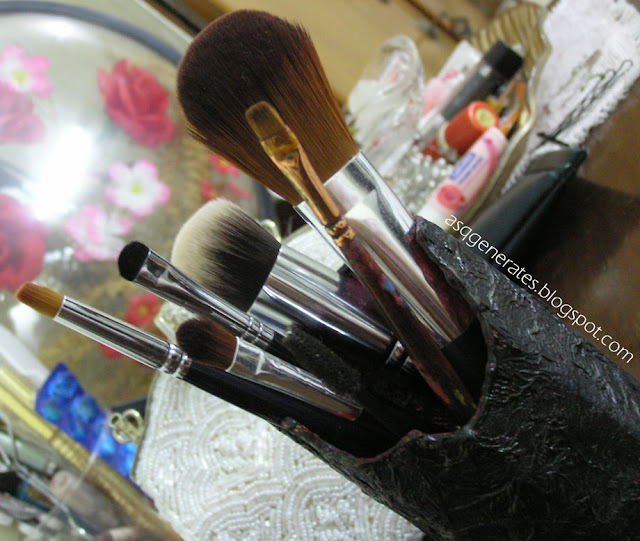 Total Picture of Makeup Brushes Collection