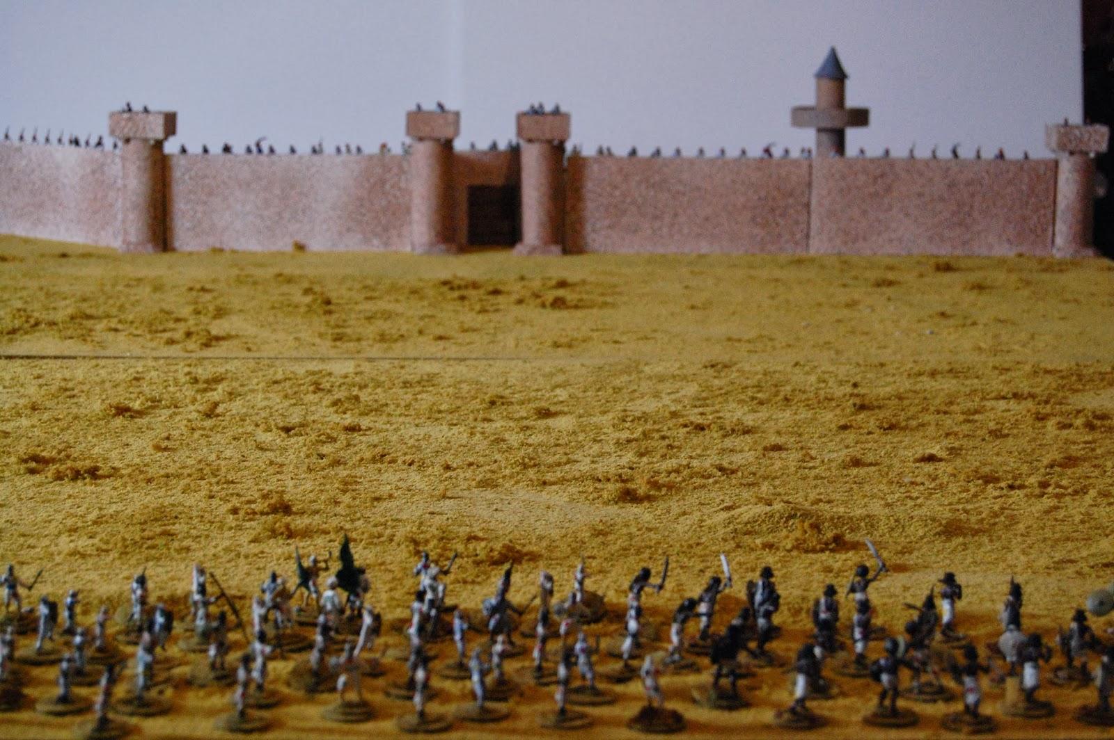 Mahdi Army Khartoum : Adventures in miniature gaming the mahdi s assault on