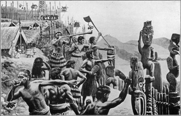 SUK English 2015/16 Blog A: Māori and Australian Aboriginals