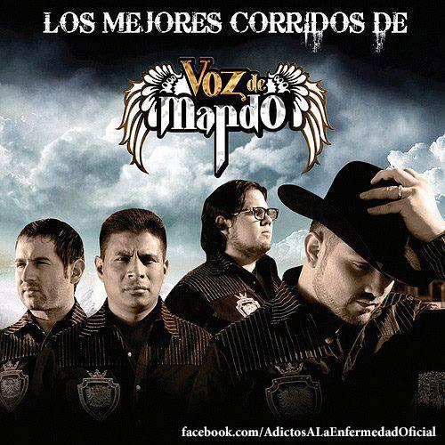 Grupo Voz De Mando - Los Mejores Corridos De CD Album Oficial 2013