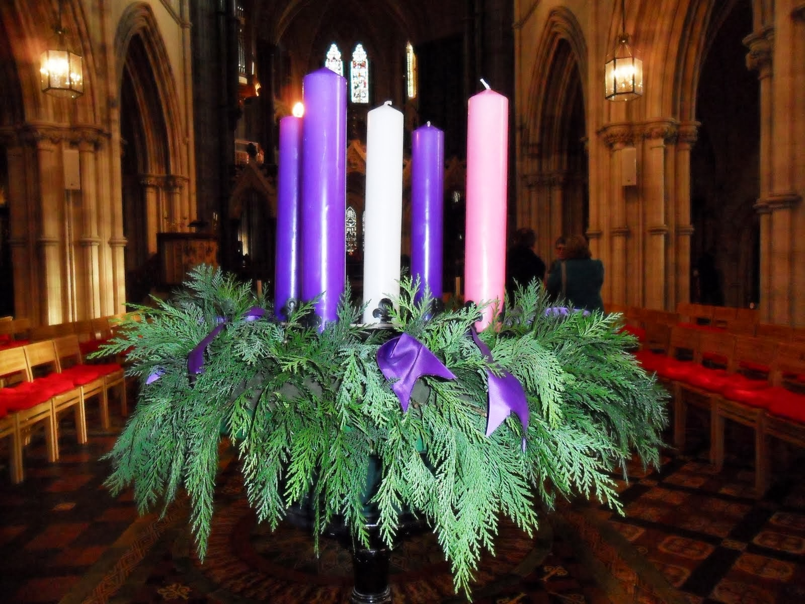 Meeting Christ in the Liturgy: The Meaning of the Advent Wreath