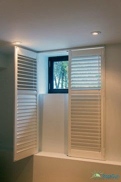 basement window solutions window treatments shutters