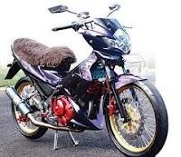 Modif Suzuki FU