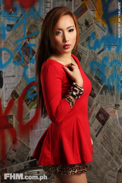 Akira Hassan - FHM 100% Hottie January 2013 - set 1
