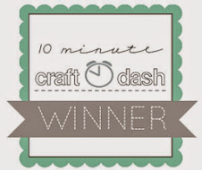 Craft Dash #22 Winner