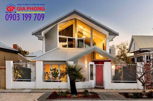 Gia Phong | Công ty xây dựng nhà phố tại TpHCM