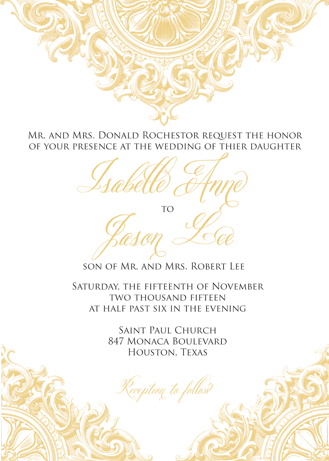 HD wallpapers beach wedding invitations templates free ...