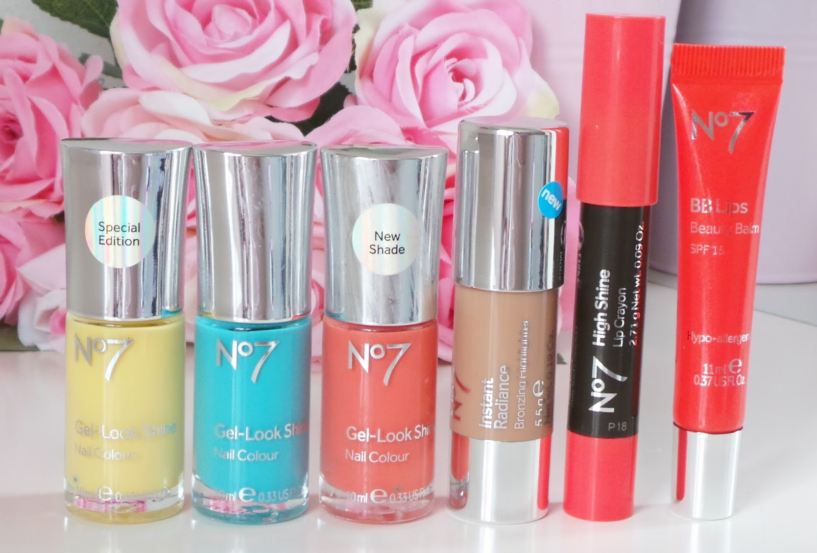 no7 summer collection, no7 at boots, no7 cosmetics, no7 review, no7 make up, no7 summer, no7 nail polish, beauty blog, beauty blogger, bblogger, ukbeautyblog, ukbeautyblogger,