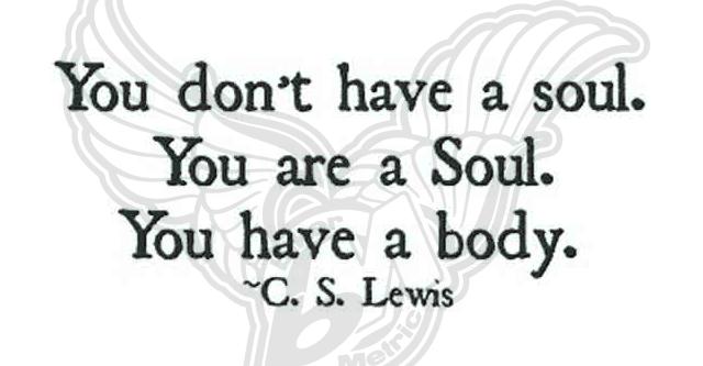 soul in a body