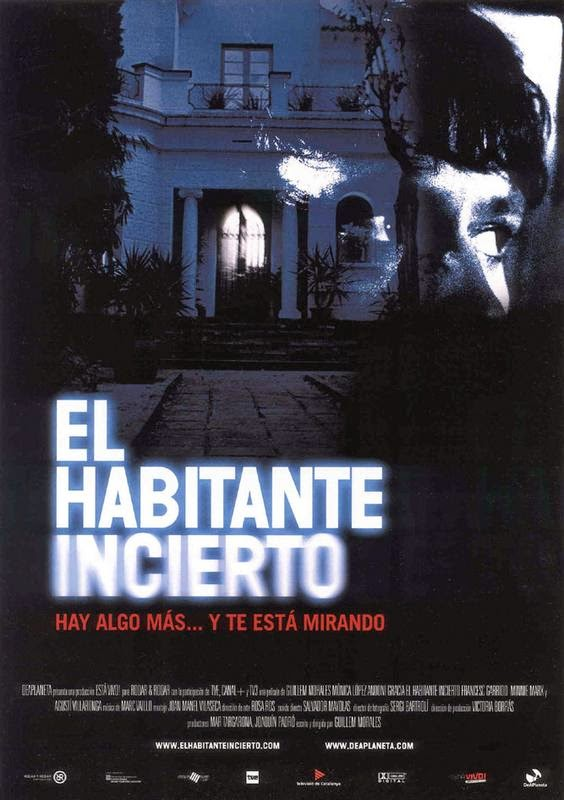 fascination with fear the uncertain guest el habitante