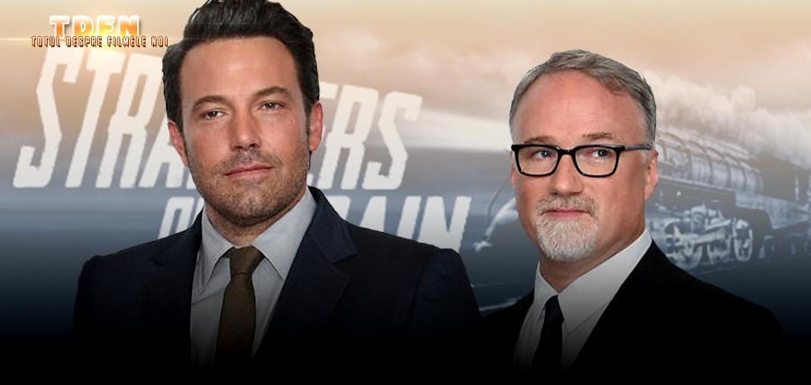 Ben Affleck și David Fincher vor reface un film clasic de Hitchcock