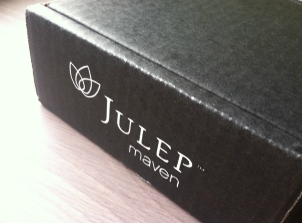 Julep Maven - December 2012 Review - Women's Monthly Beauty and Nail Polish Subscription Boxes