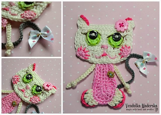 cat applique