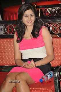 Actress-Shamili-Stills-at-Chandamama-Kathalu-Movie-Getups-Launch