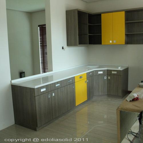 Hause Rooftop Kitchen Setiabudi: Top Table Kitchen & Meja Washtafel Setiabudi Regency